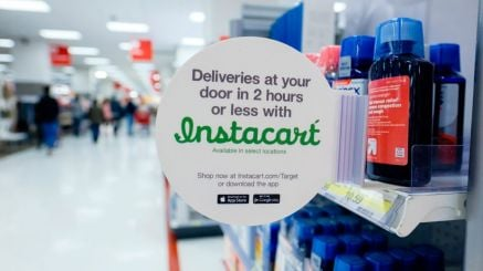 Instacart To End Partnership With Top Customer Whole Foods