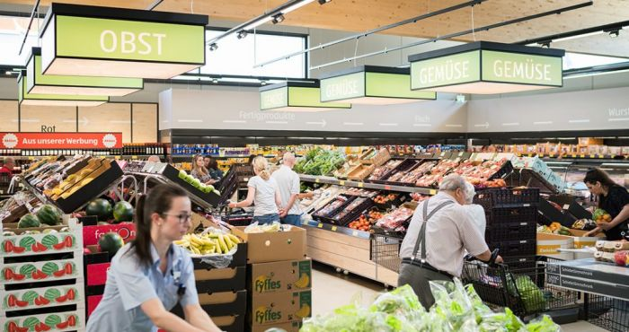 Aldi Süd Opens 1,000th New Concept Store In Germany | ESM