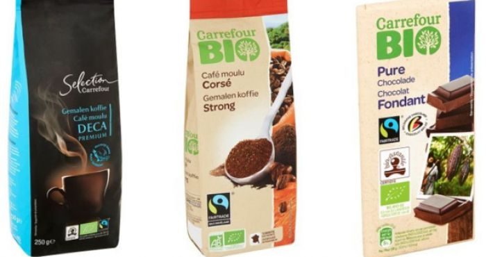 Carrefour Belgium Increases Range Of Fairtrade Private Label