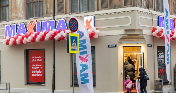 Maxima Latvia Announces Opening Of Two New Stores | ESM Magazine
