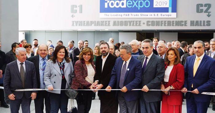Food Expo 2019 Puts Spotlight On Greek Food And Beverage