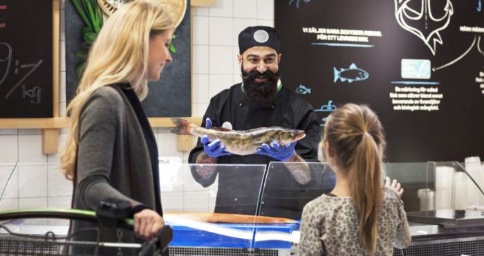 Coop Sweden To Stop Receiving Fish Deliveries In Styrofoam Boxes