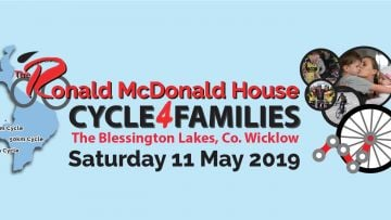 The Ronald McDonald House Cycle4Families 2019