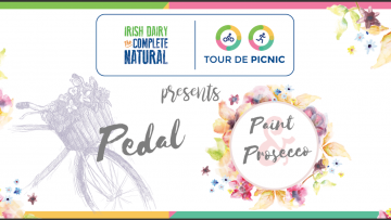 Tour de Picnic Presents Pedal, Paint & Prosecco