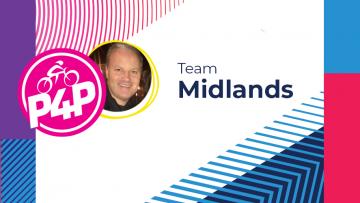 Pedal4Paul - Team Midlands
