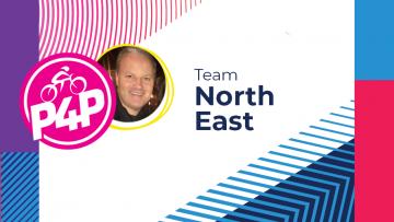 Pedal4Paul- North East Team