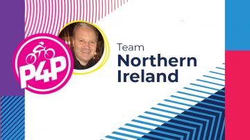 Pedal4Paul- Team Northern Ireland