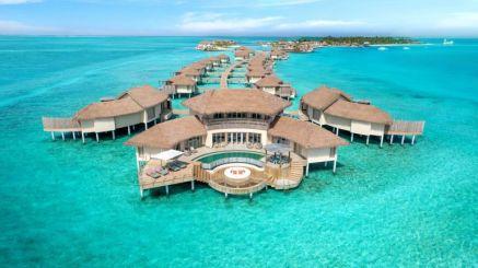 IHG Opens New Luxury Resort In The Maldives   Hospitality