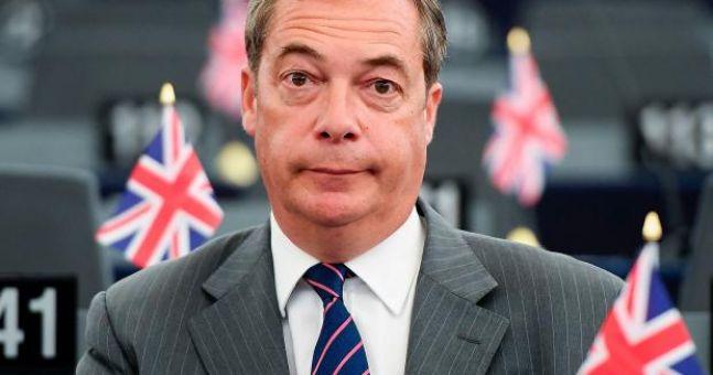 Risultati immagini per Nigel Farage