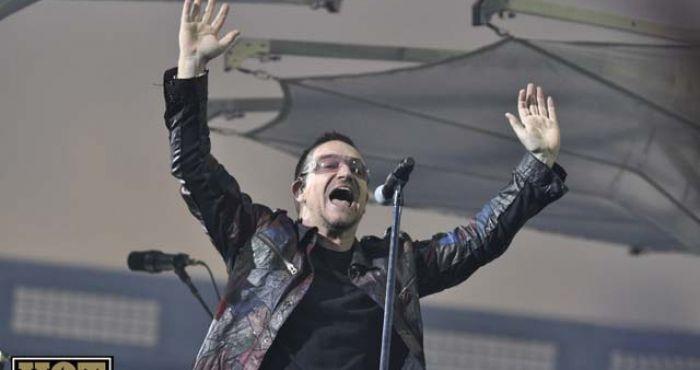 U2 to stream 360 Tour gig on YouTube | Hotpress