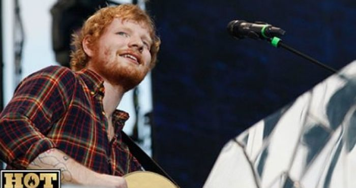 Ed Sheeran hails Conor McGregor's