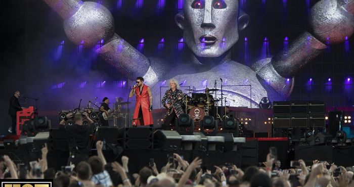 Queen & Adam Lambert, The Boomtown Rats, and The Darkness at