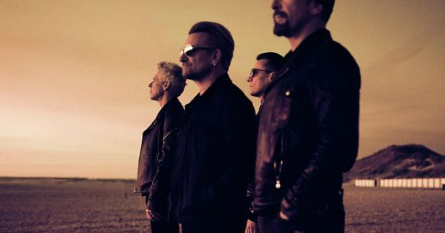 From Innocence to Experience: 4 Years in the Life of U2