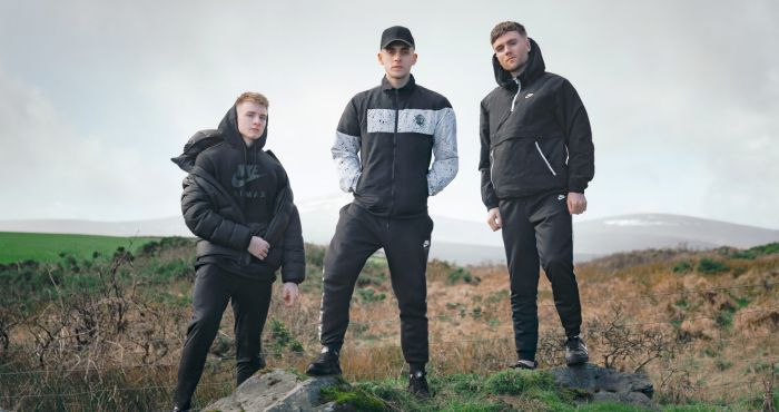 Irish Hip-Hop Trio Chasing Abbey Grab the Attention of Billboard USA with Debut EP