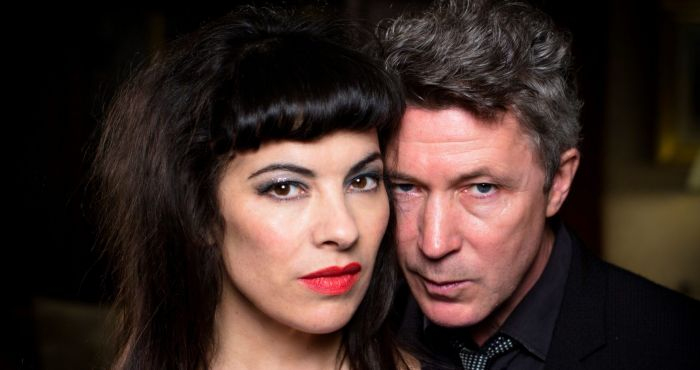 Camille O'Sullivan and Aidan Gillen release single in aid of Focus Ireland