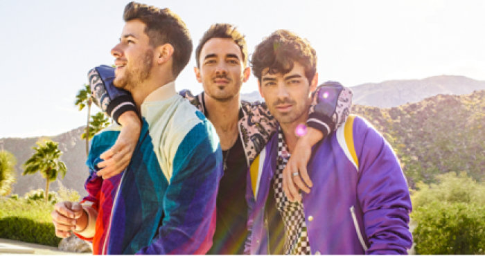 Irish Album Charts: Jonas Brothers claim highest new entry while Lewis Capaldi stays at No 1