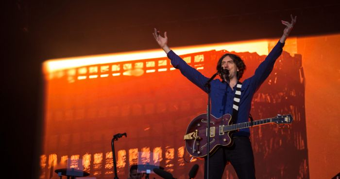Live Report: Snow Patrol Win Over The Cynics At Malahide