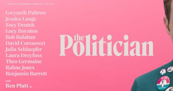 Image result for Netflix The Politician