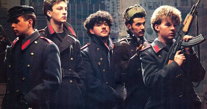 On this day in 1984: Frankie Goes To Hollywood began a five