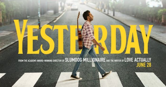 Watch: Trailer for 'Yesterday', A Movie Where The Beatles
