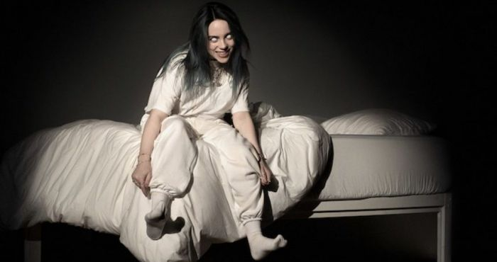 Billie Eilish edges in ahead of Walking On Cars as No. 1 on Irish Albums Chart