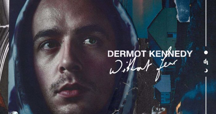 Dermot Kennedy hits No. 1 on Irish Album Charts and claims Ireland's fastest-selling album of 2019 so far with Without Fear