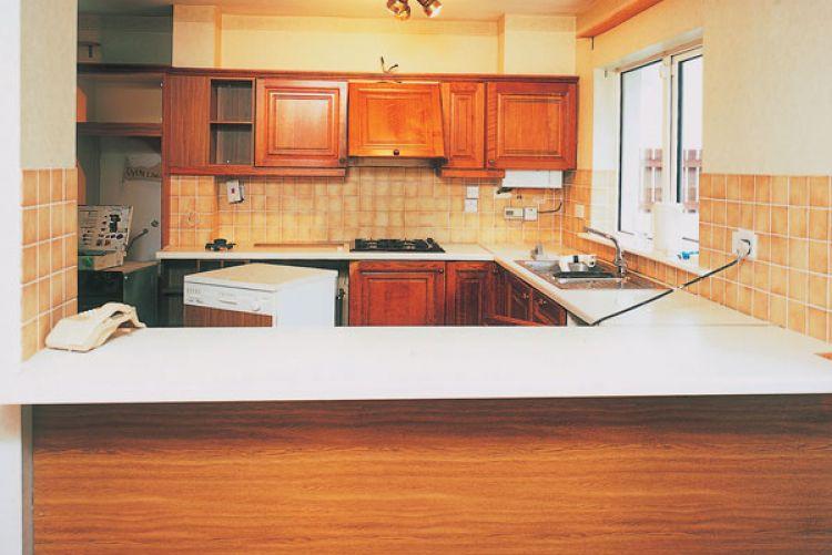 Marissa Butler's revamped kitchen
