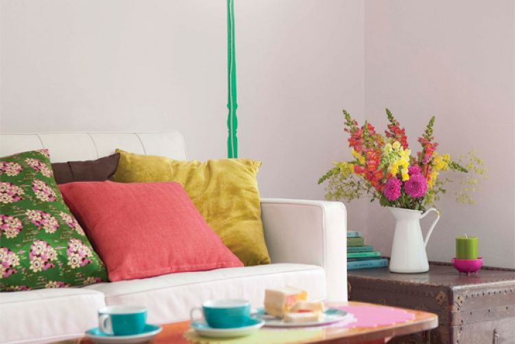 Vibrant Summer brights take over interiors