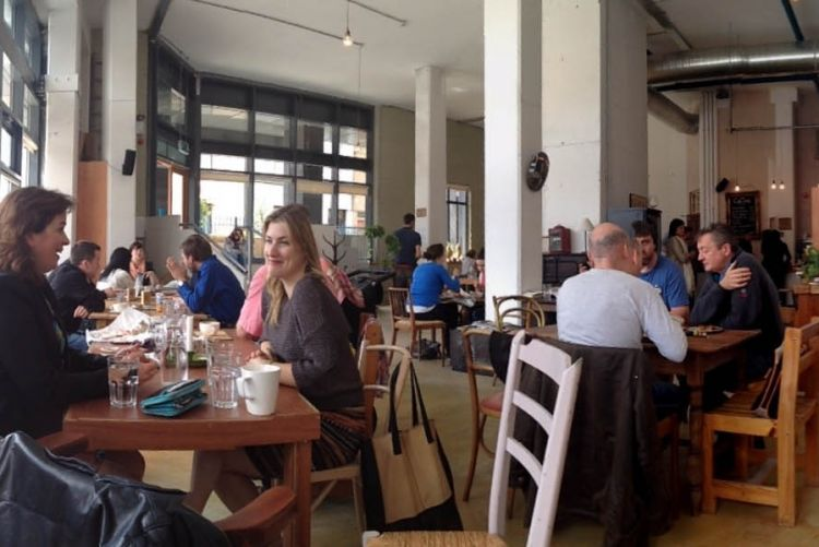The Fumbally: House and Home goes to lunch