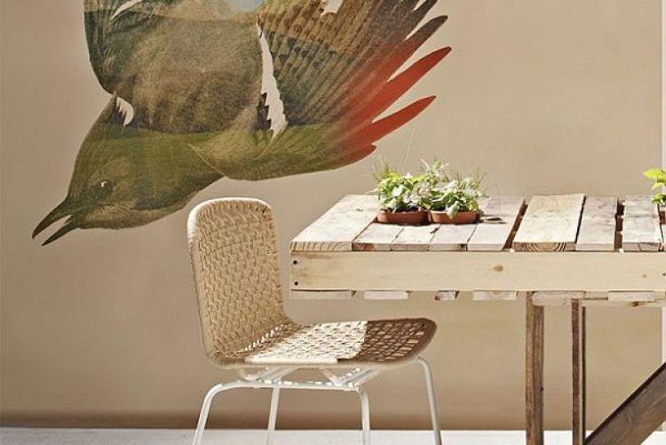 Inspiring Idea: Pallet Furniture
