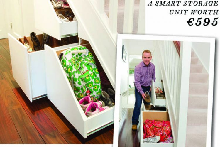 Win a Smart Storage Unit Worth €595!