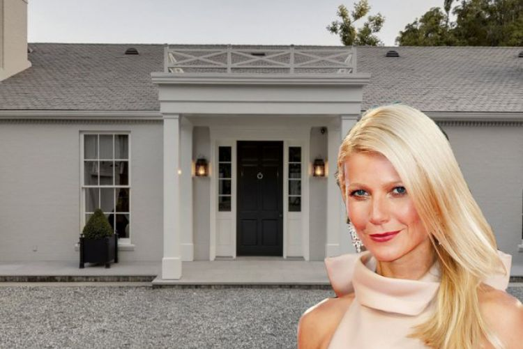 Gwyneth Paltrow buys new LA mansion