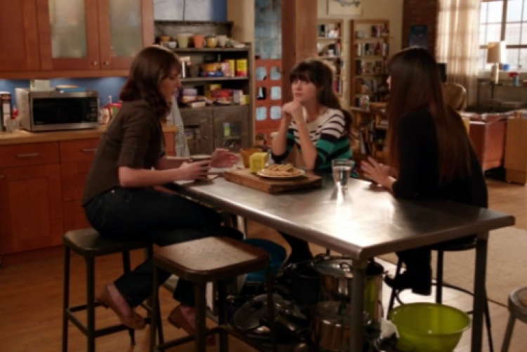 New girl apartment pictures to pin on pinterest thepinsta for Gossip girl apartment floor plans
