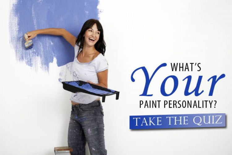 What's Your Paint Personality? Take Our Fun Quiz and Find Out!