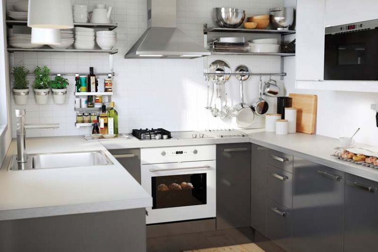 Key kitchen style: scandi, traditional, country & contemporary rule
