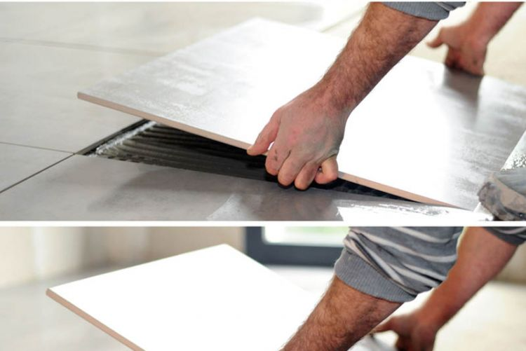 How To Do Diy Tiling At Home With A Kitchen Splashback Project
