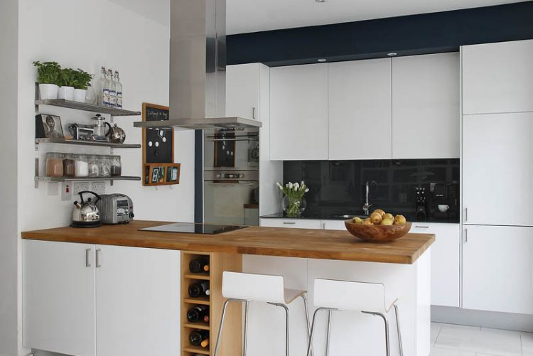 Real Homes: a Portobello fixer-upper - before and after pictures