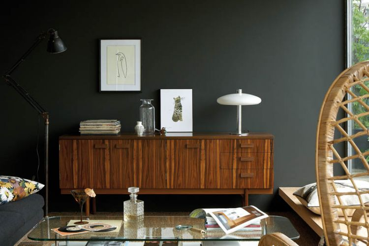 Your paint personality: the vamp