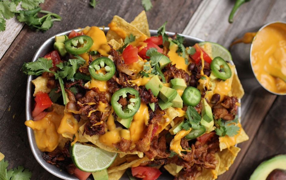 The vegan nachos recipe Pinterest is going mad for