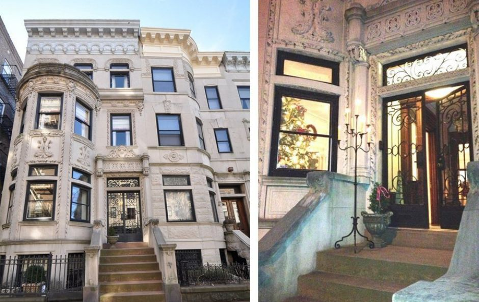 Inside Emily Blunt and John Krasinski's $7.9 million Brooklyn Townhouse