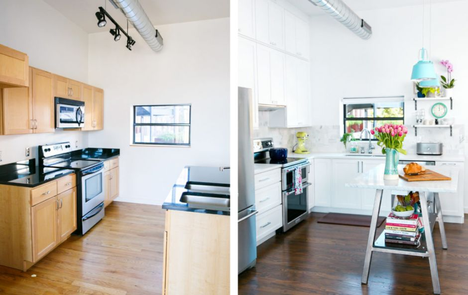 Look inside a blogger's incredible kitchen makeover