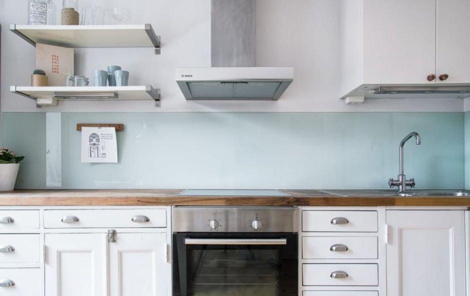 Not Your Basic Backsplash: 9 beautiful non-tile kitchen backsplashes