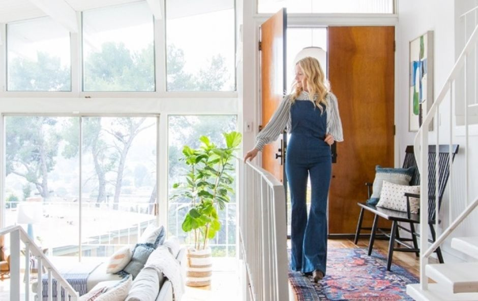 Look inside Emily Henderson's perfectly styled $1m Glendale, California home