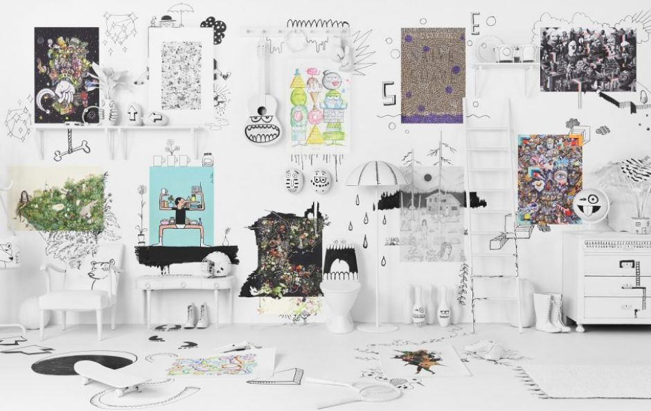 IKEA's Art Event 2017 features 12 deadly posters for €12 each