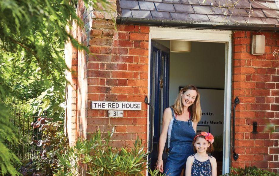 Dubliner Ciara Elliott's eclectic, boho farmhouse renovation