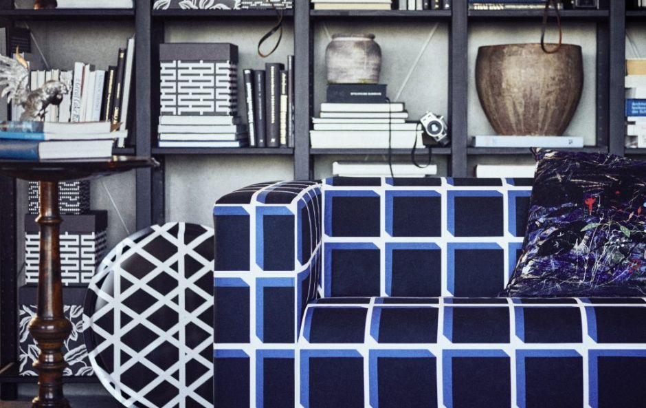 IKEA has gone pattern mad with its new AVSIKTLIG collection and we love it