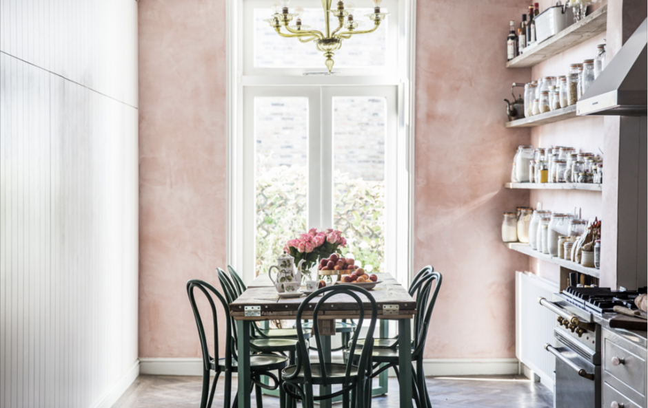 Pretty in pink: 17 pink kitchens that will make you want to redecorate now