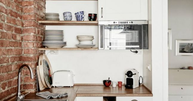 10 Ways To Make Your Small Kitchen Look Bigger