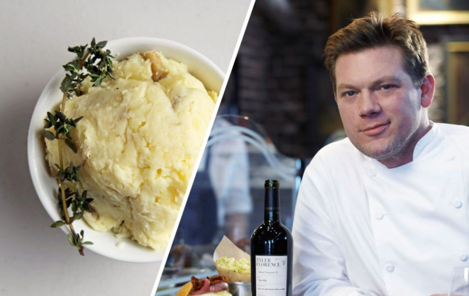 You've been cooking mashed potato wrong your whole life, according to a Food Network chef