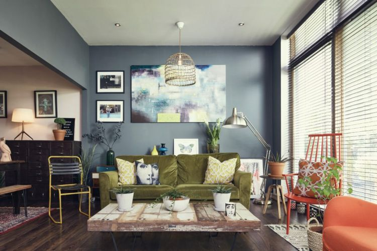 Get the look: Steal Paul and Pawel's dark, eclectic interior style